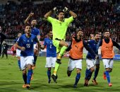 س و ج.. هل تحسم إيطاليا بطاقة التأهل إلى مونديال روسيا 2018؟