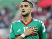 """المغربى حكيم زياش من لاعب """"غبى"""" فى نظر فان باستن إلى نجم متوقع فى المونديال"""
