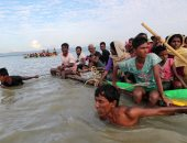 فرار 100 من الروهينجا إلى بنجلاديش مع بدء عملية ترحيلهم لميانمار