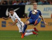 كرواتيا تتأهل لمونديال روسيا 2018 بتعادل سلبى مع اليونان