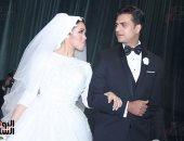 حفل زفاف مصطفى أبو سريع بحضور نجوم الفن والمجتمع