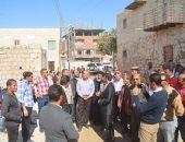 صور .. محافظ المنيا يتفقد دير جبل الطير تمهيدا لتطويره ضمن مسار العائلة المقدسة