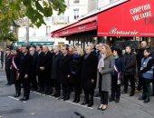 قنصل مصر بباريس تشهد مراسم إحياء الذكرى الثانية لهجمات نوفمبر الإرهابية