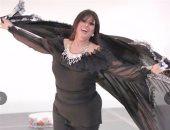 فيفى عبده توجه تحية لشعب الإمارات بأغنية لأحلام وتعلق: بحبها وبحب صوتها