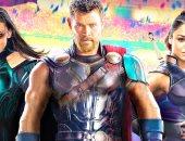 كريس هيمسوورث يقود Thor: Ragnarok للصدارة بـ 663 مليون دولار