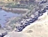 داعش يفجر صهريج نفط بريف دير الزور الشرقى
