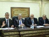 وزير المالية: وقف التعامل بالشيكات الورقية فى الوزارات نهاية الشهر الجارى (صور)