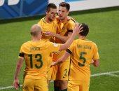 """شاهد.. أستراليا """"وش السعد"""" على منتخبات أوروبا فى كأس العالم"""