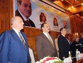 النائب محمد علي يوسف: السيسي أنقذ مصر من سيناريو معاناة سوريا (صور)