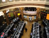 الاتصالات تتصدر ترتيب القطاعات المتداولة بالبورصة المصرية خلال أسبوع