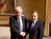 وزير خارجية بريطانيا: حريصون على استقرار لبنان وإبعاده عن تصفية حسابات إقليمية