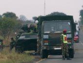 جيش زيمبابوى يؤكد عدم التدخل فى الانتخابات الرئاسية المقرر عقدها آخر الشهر الجاري
