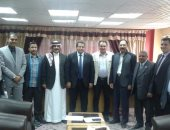 """""""الحويطى"""" رئيسًا لمجلس أمناء التربية والتعليم بجنوب سيناء"""