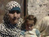 """فيديو وصور .. الطفلة """"منى"""" مريضة بتليف الكبد وتحتاج لمصاريف العملية"""