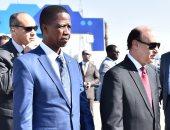 رئيس زامبيا من قناة السويس: أنشط المناطق الاستثمارية وستغير المنطقة.. صور