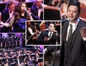 مدحت صالح وريهام عبد الحكيم يواصلا إبداعهما على مسرح الأوبرا بمهرجان الموسيقى العربية