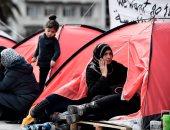 الاتحاد الأوروبى يعرض على تركيا المزيد من الدعم المالى للاجئين السوريين