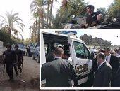 سقوط 15 بلطجيا فى قبضة الشرطة أثناء اقتحام بؤر إجرامية بالقاهرة والمحافظات