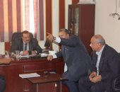 رئيس شركة مياه القناة يناقش مع محافظ بورسعيد تجديد محطة معالجة صرف بورفؤاد