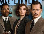 فيلم جونى ديب Murder on the Orient Express يحقق إيرادات 5 أضعاف ميزانيته