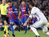 كيف استقبل نجوم ريال مدريد خبر انتقال نيمار إلى الملكى؟