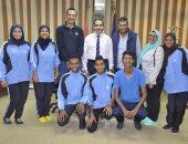 طلاب جامعة قناة السويس يحصدون المركز الأول بمبادرة مصر بتتغير بالإسكندرية