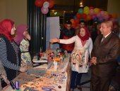 محافظ الإسماعيلية يشهد حفل ختام الأنشطة الفنية بمكتبة مصر العامة