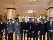 محافظ جنوب سيناء يستقبل وفد المجلس الدولى للتعاون والتنمية باليابان