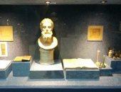 س وج .. كم عدد القطع  فى متحف مطروح الأثرى؟