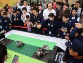 """لأول مرة فى مصر ختام أكبر بطولات العالم فى ألعاب التكنولوجيا """"Robogame"""""""