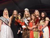 """رانيا بن عيوش """"ملكة جمال العرب جزائر"""".. ورشا بوقدونة ونهاد بن يمينة وصيفتان"""