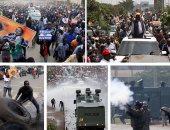 مقتل شخصين وإصابة العشرات فى صدامات بين الشرطة والمعارضة بكينيا