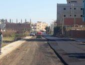 صور.. رئيس قرية كسفريت بالإسماعيلية إعتماد 12 مليون جنية لإنشاء محطة صرف