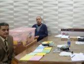 المستشار محمد عبد القادر رئيسا لمجلس إدارة نادى النيابة الإدارية ببنى سويف