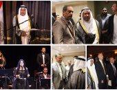 وزير النقل ورجال الصحافة والإعلام وبرلمانيون يحضرون الأمسية الغنائية الكويتية بدار الأوبرا