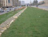 محافظ القاهرة يقيم عمل شركات النظافة بالمعادى لتطبيق المنظومة الجديدة فى طرة
