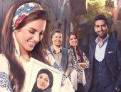 """عمرو ياسين معلقا على انتهاء حكايات """"نصيبى وقسمتك2"""": إلى اللقاء فى أعمال جديدة"""