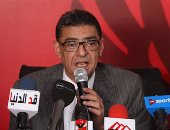 محمود طاهر : ستاد الأهلى تحول من حلم إلى حقيقة وواقع