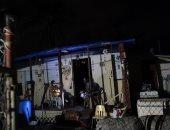 صور.. إعصار ماريا يتسبب فى انقطاع التيار الكهربائى بجزيرة بورتوريكو الأمريكية