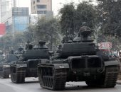 الجيش اللبنانى يفتح الطرق بين بيروت والجنوب ويبدأ في ضبط الوضع بالجبل