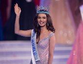 صور.. الهند تفوز بلقب ملكة جمال العالم 2017 وانجلترا والمكسيك الوصيفات