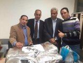 إحباط تهريب كائنات بحرية بـ4 ملايين جنيه فى مطار القاهرة