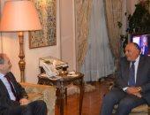 وزير الخارجية الأردنى يؤكد دعم بلاده لحقوق مصر فى مياه النيل