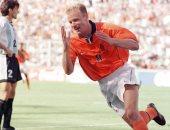 جول مورنينج.. بيركامب يضع بصمة تاريخية فى كأس العالم 98