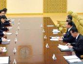 صور.. وصول المبعوث الصينى الخاص إلى كوريا الشمالية