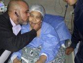 """أسرة """"سيدة"""" تطالب بسرير فى الرعاية المركزة بإحدى المستشفيات الحكومية"""