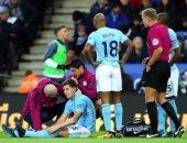 جوارديولا يعلن غياب جون ستونز 6 أسابيع بداعى الإصابة
