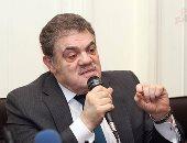 """فيديو.. توافد رؤساء الأحزاب على مقر """"الوفد"""" لمناقشة دعم الحياة السياسية والحزبية"""