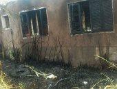 إخماد حريق فى مزرعة بواحة سيوة.. واحتراق 65 شجرة زيتون
