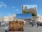 الإحصاء: 826 ألف سائح زاروا مصر فى أكتوبر وارتفاع الليالى السياحية لـ8 مليون